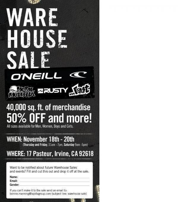 WHSale | Warehouse Sales and Sample Sales