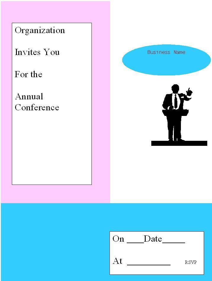 28+ [ Business Seminar Invitation Template ] | 37 Sample Business ...
