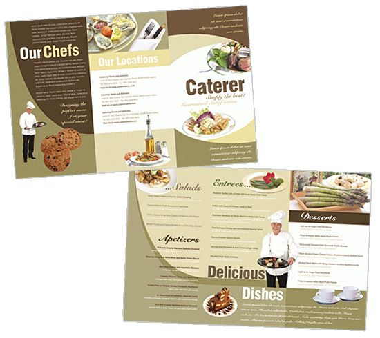 5+ catering menu template | resume reference