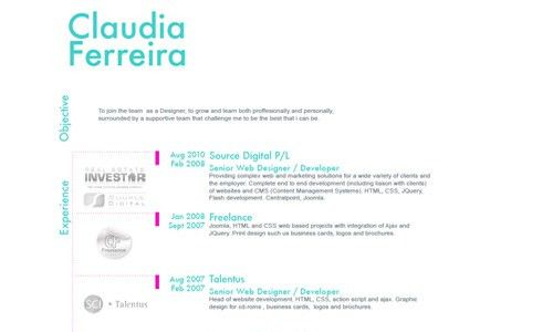 graphic design resume objective examples 4 graphic design resume