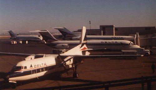Northeast Airlines Yellowbirds - PlaneViz