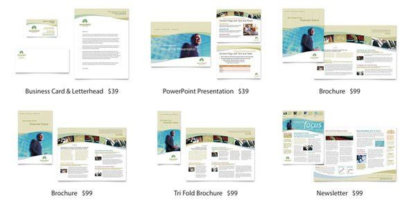 Free InDesign Template of the Month: Newsletter Layout (Premium ...