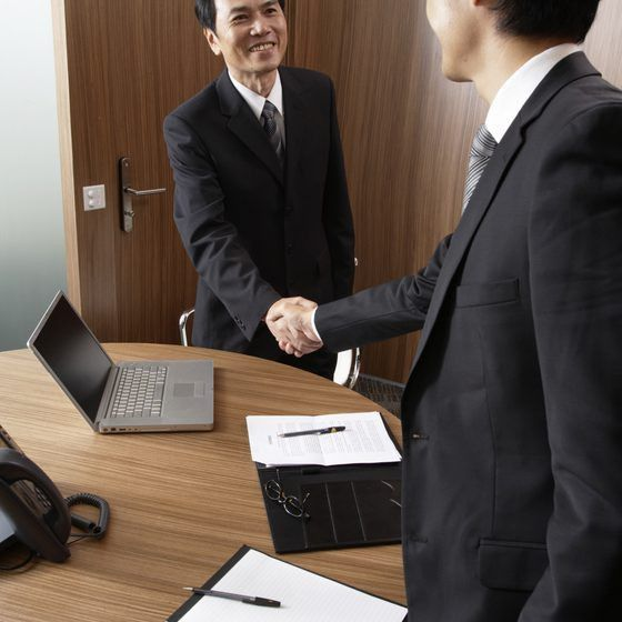 Partnership Agreement Between Companies | Your Business
