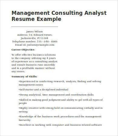 Resume For Consulting, medical resume examples - resume ...