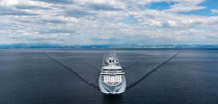 Photographer Captures Stunning Aerial Images of Cruise Ships ...