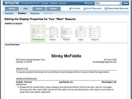 Amusing Resume Maker 16 17 Best Ideas About Online Resume Builder ...