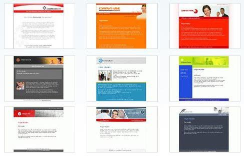 100+ Free HTML Email Newsletter Templates - Patternhead