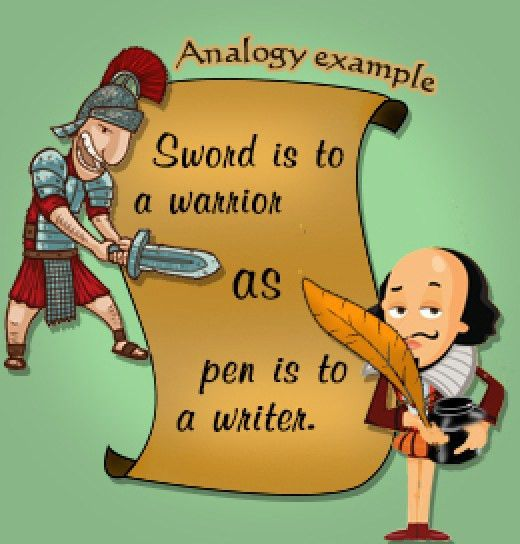 Analogy: Definition & Examples | HubPages