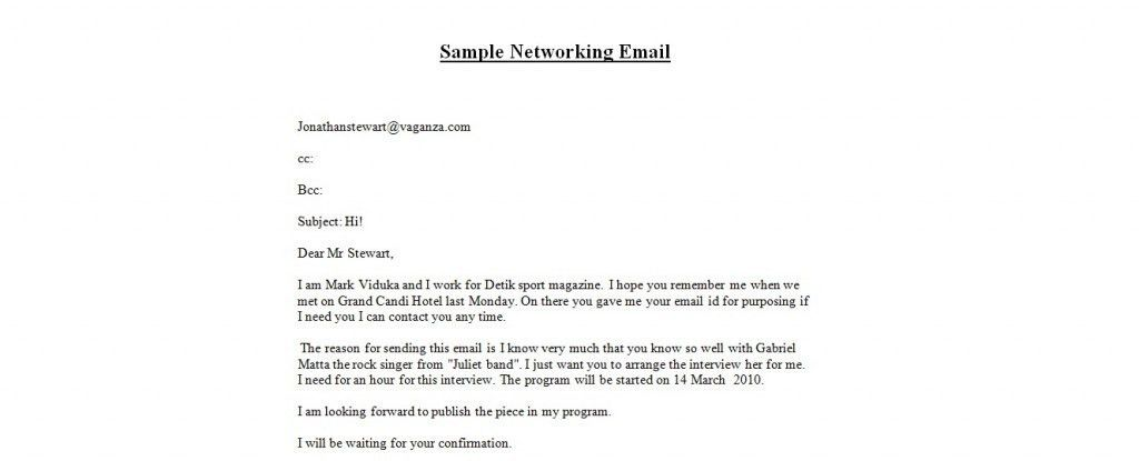 Sample Professional Email. [ Img] End User Email Samples And Email ...