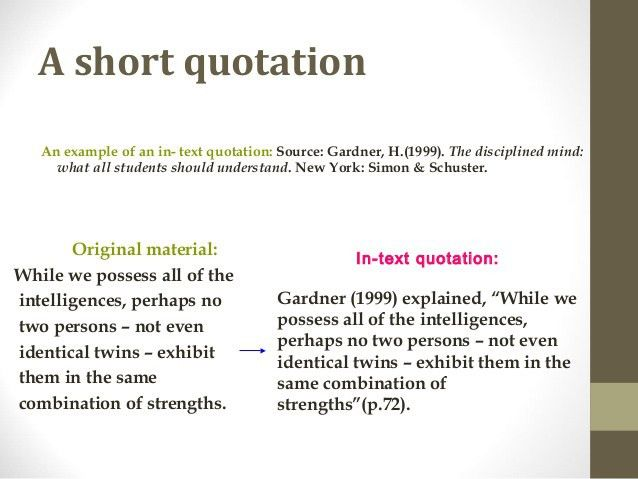 Week4g pptslides in text citation- quoting 4