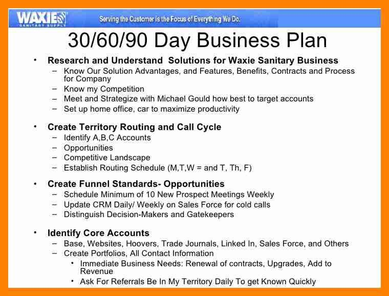 10+ 30-60-90 day sales plan | resumes great