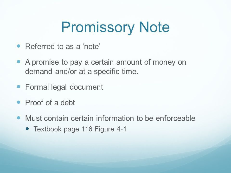 Chapter 4 Notes Receivable. - ppt video online download