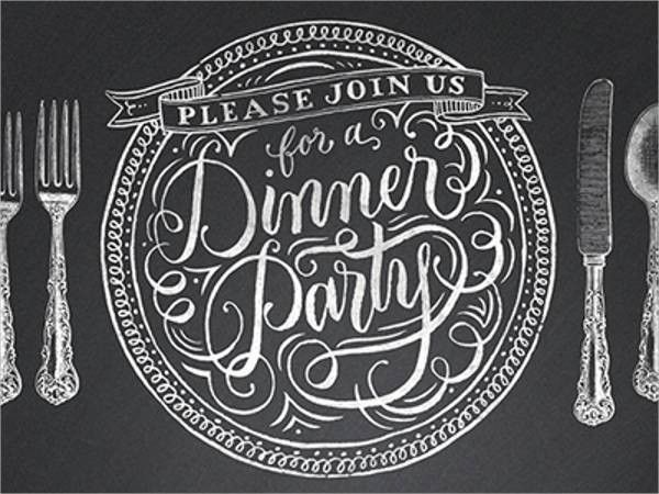 Dinner Invitation Templates | Free & Premium Templates