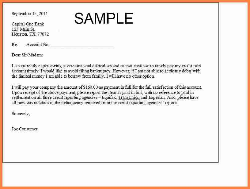 11+ credit letter sample | Invoice Example 2017