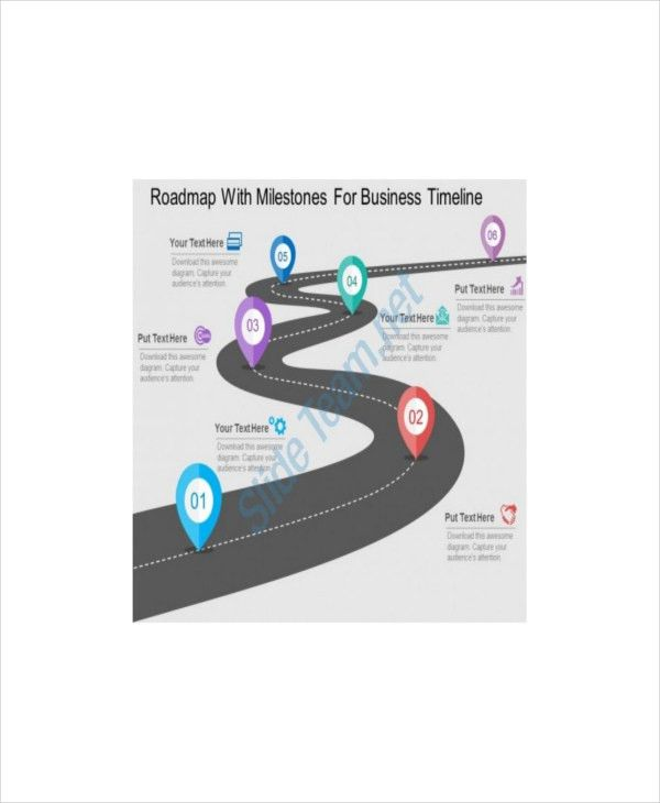 Marketing Roadmap Template – 8+ Free PDF, PPT Documents Download ...