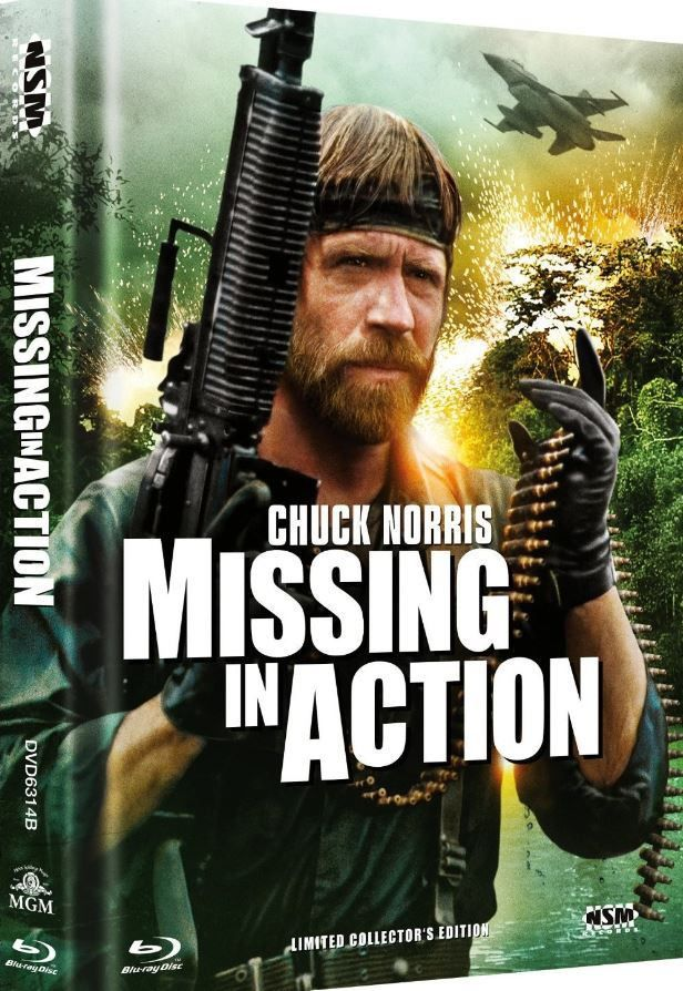 Missing In Action 3 - Bloody Disgusting!