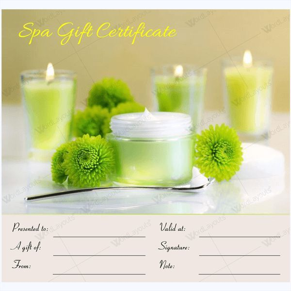 The 25+ best Gift certificate template word ideas on Pinterest ...