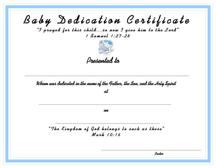 10 best Church Certificates images on Pinterest | Kids ministry ...