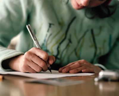 Tips for Handwritten Cover Letters