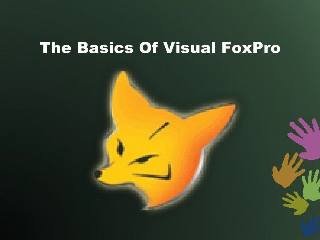 Visual Foxpro 6 Programmer's Guide | Parameter (Computer ...