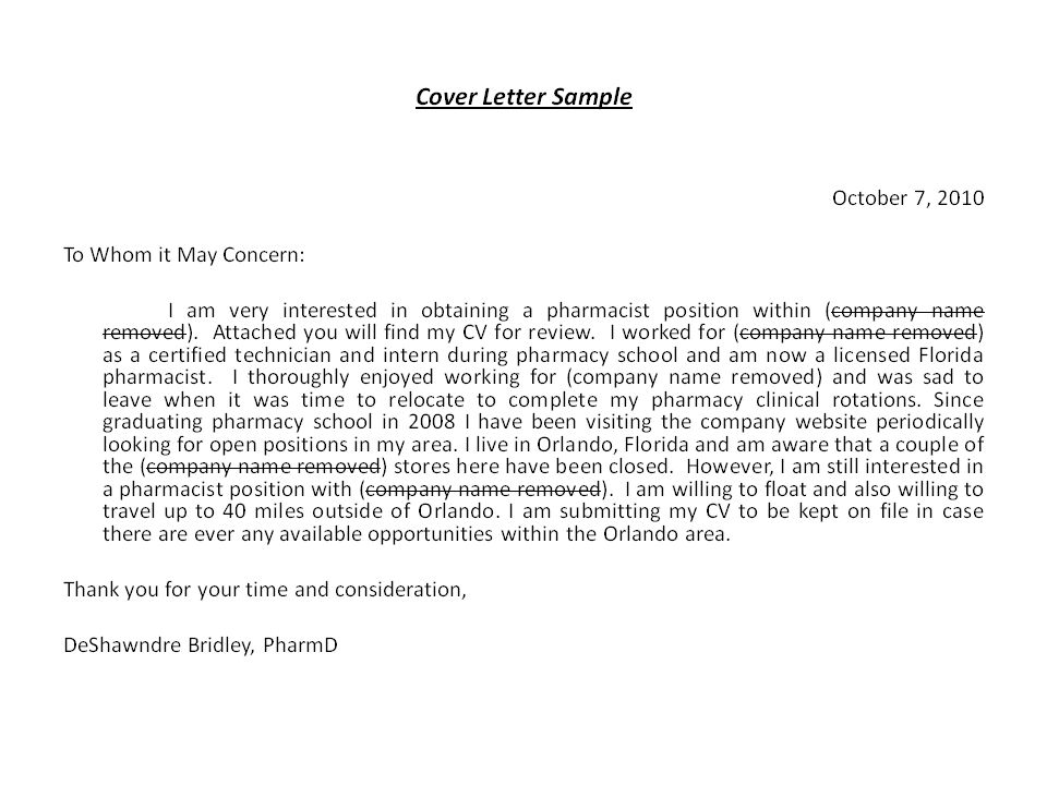 What To Put In A Cover Letter - CV Resume Ideas