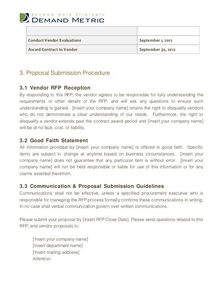Design Build Rfp Template. Design Proposal Template Best Template ...