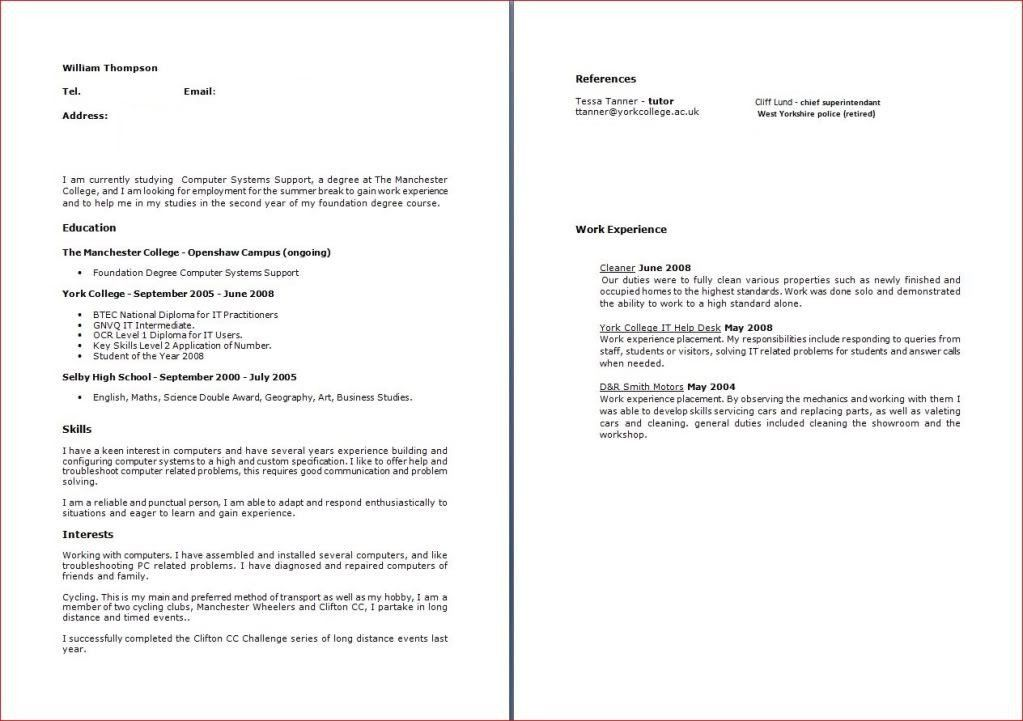 What Is A Cover Letter For A Cv   haadyaooverbayresort.com
