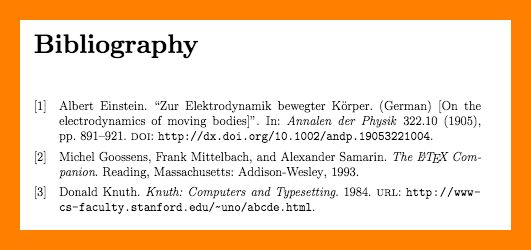 7+ examples of bibliography | students resume
