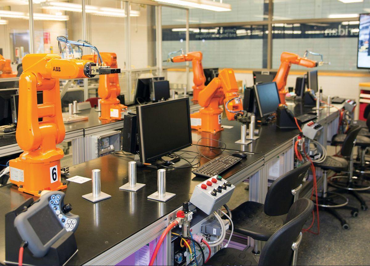 Electromechanical Engineering Technician | Sheridan