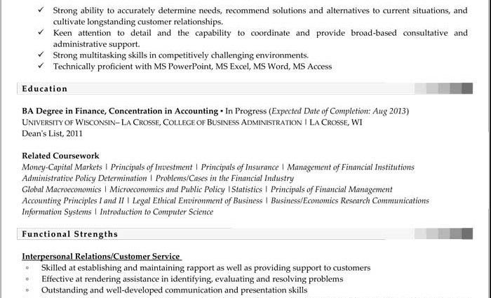 entry level business analyst resume by jason brown - Writing ...