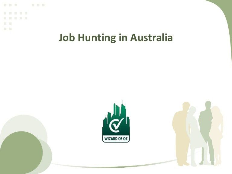 Job Hunting in Australia Part I CV and Interview
