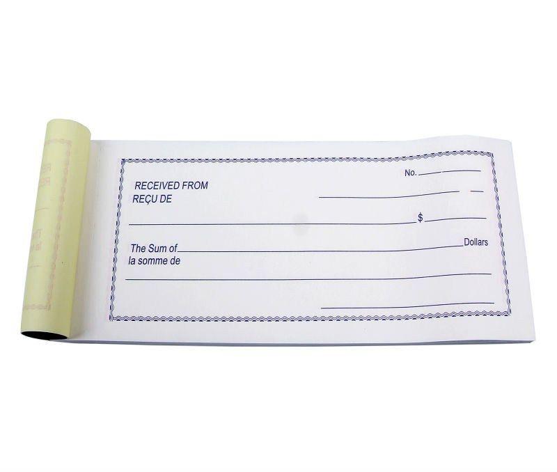 Sales Receipt Book / Cash Receipt Book / Rent Receipt Book ...