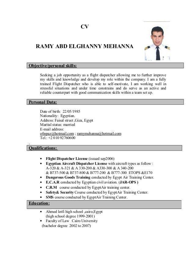 dispatcher resume driver templates job description examples