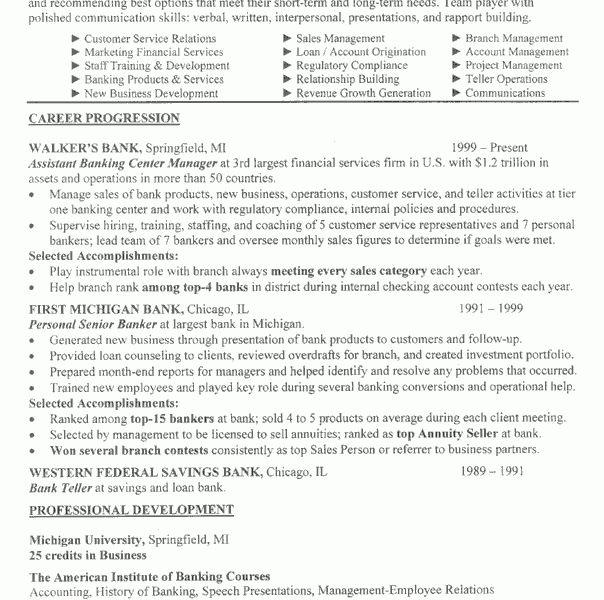 Download Bank Resume | haadyaooverbayresort.com