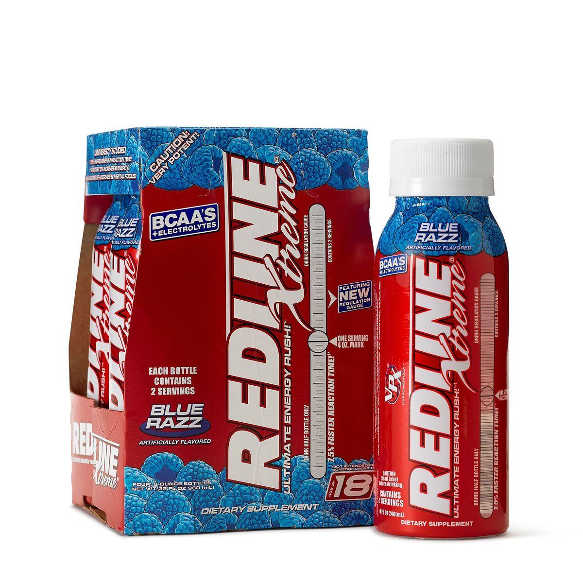Redline® Xteme - Blue Razz™
