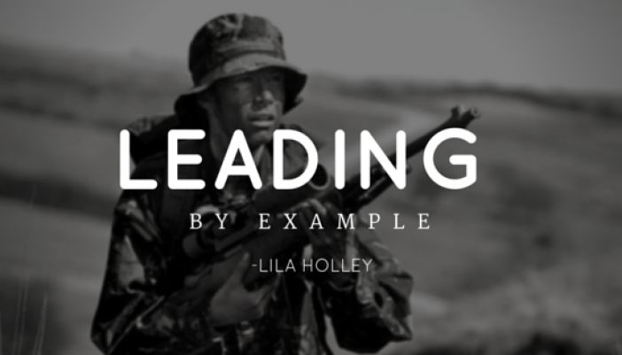 Leading By Example – Become A BattleBuddy