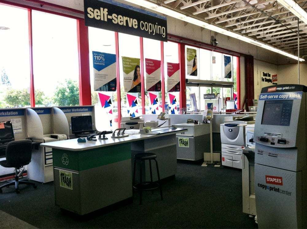 Self Serve Copy and Print - Yelp