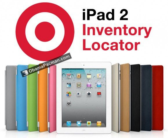 Target Stores iPad 2 Inventory Checker | Obama Pacman