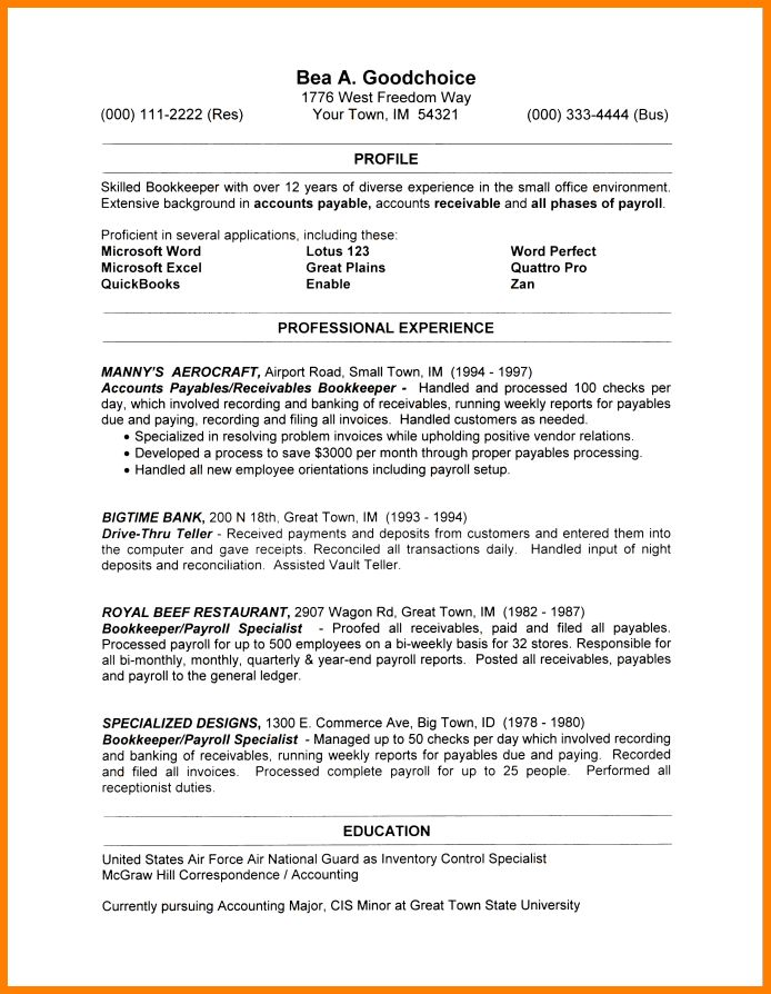 Download Resume Layout | haadyaooverbayresort.com