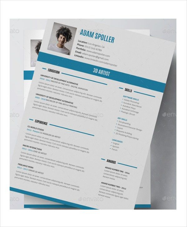 Artist Resume Template. Makeup Artist Resume Sample Makeup Artist ...