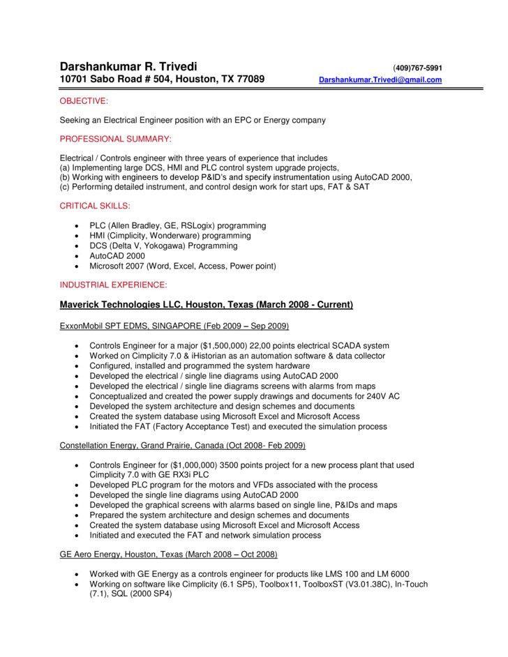 resume examples examplesimple basic objective job amazing ...