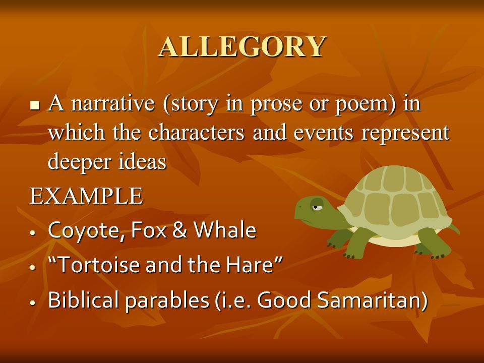 Literary and Drama Terms - ppt video online download