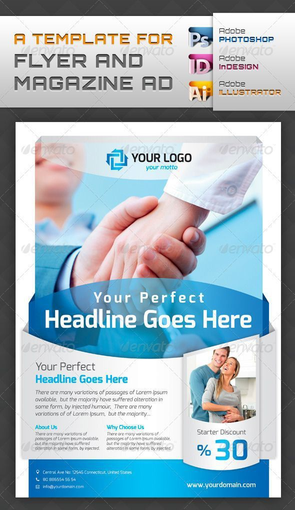 Best 25+ Templates for flyers ideas that you will like on ...