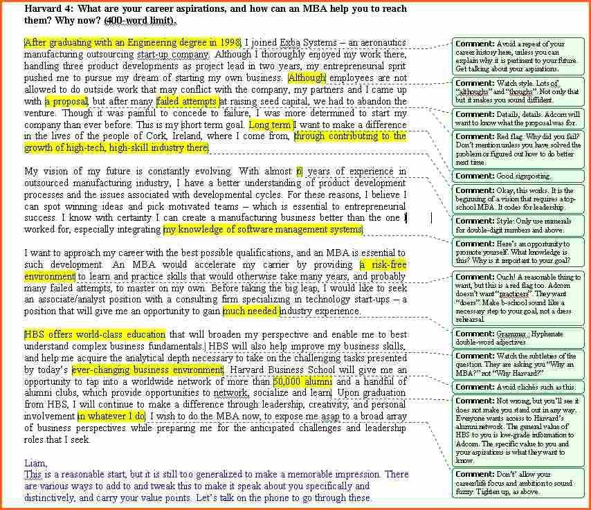 10+ college application essay examples - Budget Template Letter