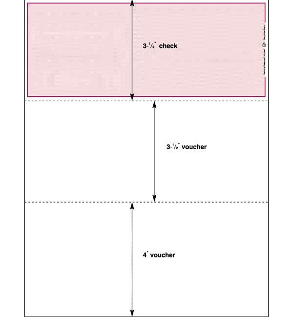 Blank Check Stock | Print Your Own Checks | MICR Check Printing