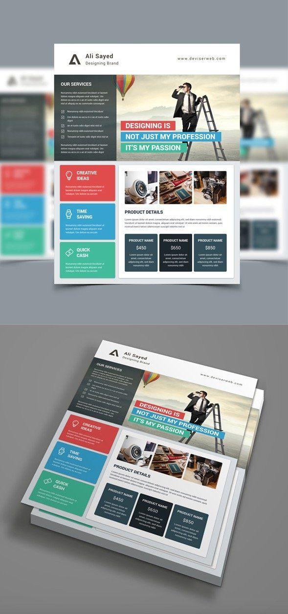Google Brochure Templates - Contegri.com