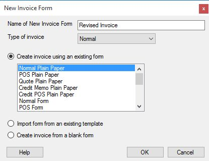 How Do I Customize My Invoice Forms? – dESCO Support