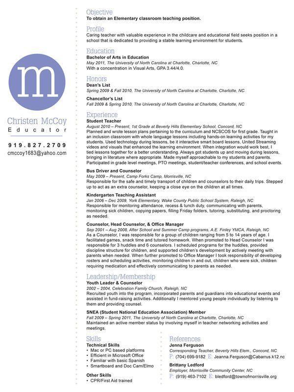 56 best resume designs images on Pinterest | Resume ideas, Cv ...