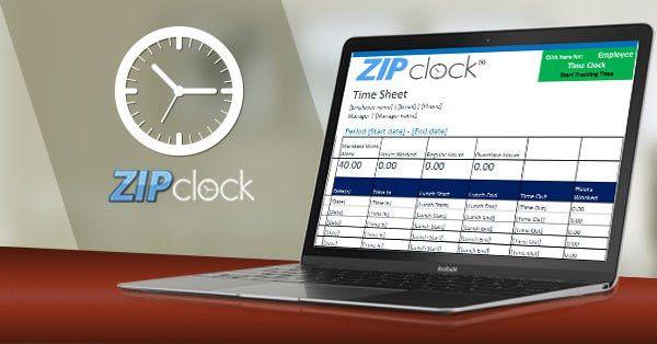 Excel Timesheet Template - Employee Attendance Sheet Template [Excel]