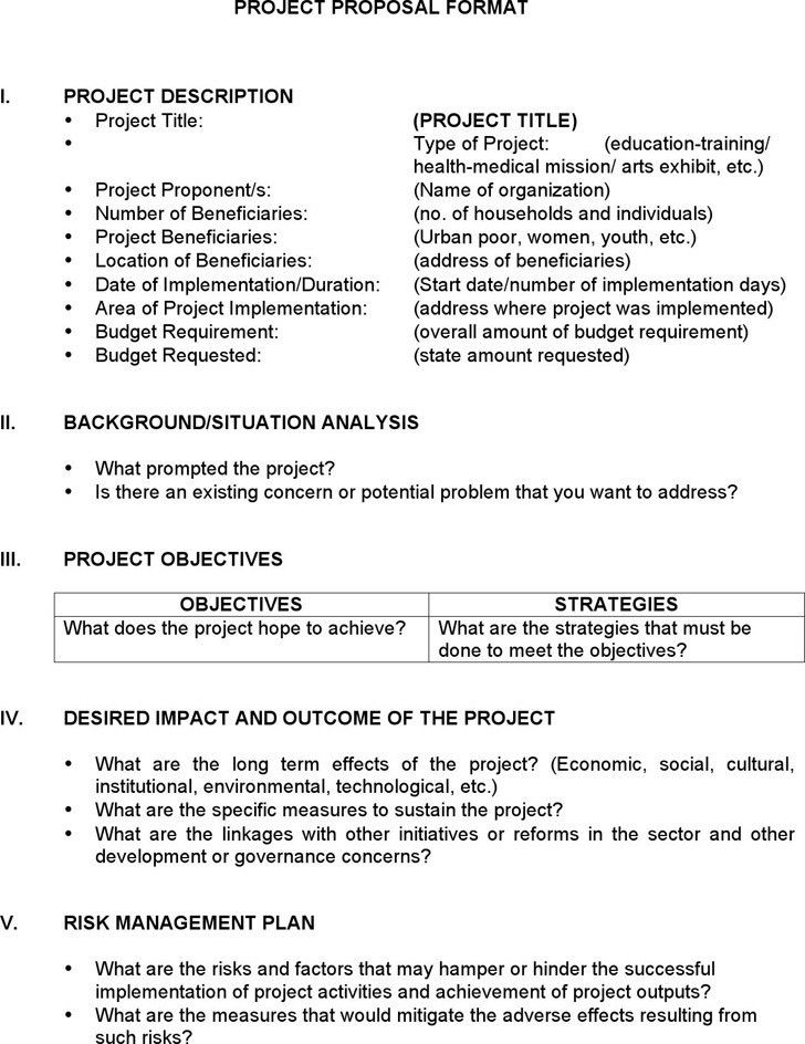 Training Proposal Templates. The 25+ Best Business Proposal .